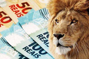 Imposto de Renda 2019 - Leão sobre o fundo de notas de cem e cinquenta reais